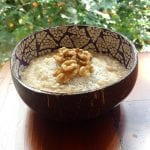 Coconut Walnut Oats